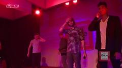 Walks Like Rihanna (Live In The Qube) - The Wanted