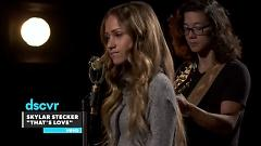 That's Love (Live) - Skylar Stecker