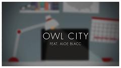 Verge (Lyric) - Owl City, Aloe Blacc