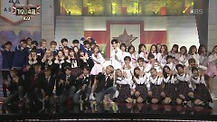 Baby - Special Stage (2016 KSF) - LABOUM, OH MY GIRL, UP10TION, ASTRO, NCT Dream, WJSN (Cosmic Girls)