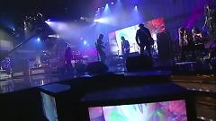 On Melancholy Hill (Live On Letterman) - Gorillaz