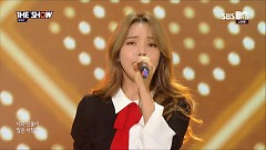 Decalcomanie (161206 The Show) - Mamamoo