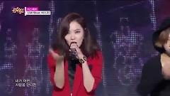 Mis Match (150411 Music Core) - Shin Bora, Vasco