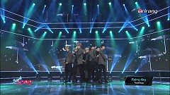 Rainy Day (161202 Simply K-Pop) - Topp Dogg