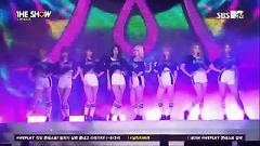 Hurt Locker (150811 Summer K-pop Festival) - Nine Muses