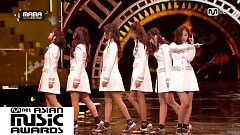 Dancebreak + Rough (2016 MAMA) - GFRIEND, SEVENTEEN