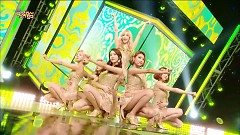 Lion Heart (Music Core Stage Mix) - SNSD