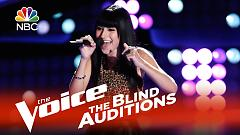 The Thrill Is Gone (The Voice 2015 Blind Audition) - Mia Z