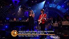 Tell Her You Belong To Me (Jools' Annual Hootenanny) - Beth Hart, Jeff Beck