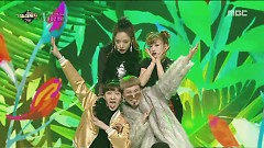 Angel Without Wings - Special Stage (2016 MGD) - BTOB, Apink