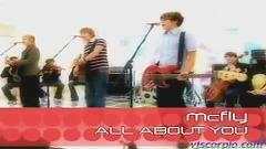 All About You (Popworld 2005) - McFly