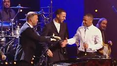 Back For Good - Gary Barlow, JLS