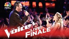 Islands In The Stream (The Voice 2015) - Emily Ann Roberts, Blake Shelton