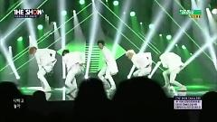 Play With Me (150421 The Show) - CROSS GENE