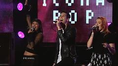 Never Been In Love (Live On Jimmy Kimmel Live) - Cobra Starship, Icona Pop