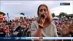 Imagine (Norway Cup 2012) - Eric Saade, Tone Damli