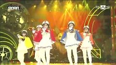 Bar Bar Bar (MAMA 2013) - Crayon Pop, Ylvis