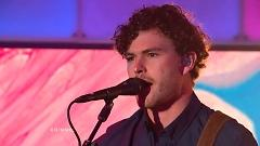 Mess Is Mine (Live On Jimmy Kimmel Live) - Vance Joy