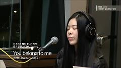 You Belong To Me (150313 MBC Radio) - Jang Jae In