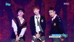 Make It Rain (161112 Music Core) - BASTARZ