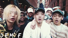 UNDERWATER REBELS (Prod. by Don Kevo) - KEN REBEL, Keith Ape (Kid Ash), Okasian, JayAllDay