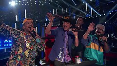 24k Magic (Live On The Voice Season 11) - Bruno Mars