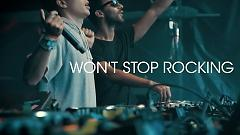 Won't Stop Rocking - R3hab, Headhunterz