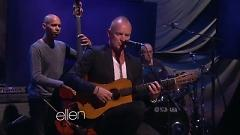 And Yet (Live At Ellen Degeneres Show) - Sting