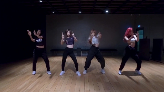 Ddu-Du Ddu-Du (Dance Moving Ver.) - Black Pink