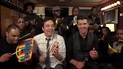 Blurred Lines (Classroom Instruments) - Robin Thicke, Jimmy Fallon, The Roots