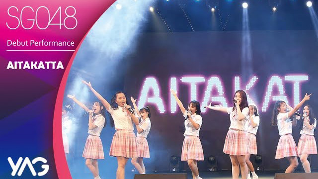 Aitakatta (Debut Performance) - SGO48