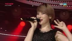 I Don't Need You Boys (140812 The Show All About K-pop) - Sunny Days