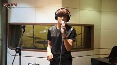 Two People (140626 MBC Radio) - Hyung Sik (ZE-A)