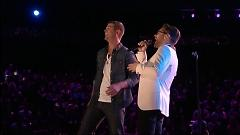 Get Her Back (Live At The Voice US 2014) - Josh Kaufman, Robin Thicke