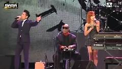 I Just Called To Say I Love You (MAMA 2013) - Stevie Wonder, Quách Phú Thành, Hyorin