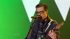 Do You Wanna Get High (Live On Jimmy Kimmel Live) - Weezer