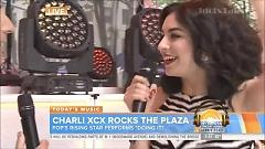 Doing It (Today Show Summer Concert) - Charli XCX