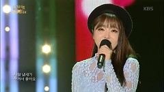 Thumb Up (1002 Open Concert) - Hong Jin Young