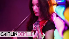 Hey DJ (Electric Violin) - Caitlin De Ville