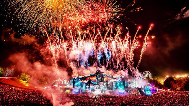 Live At Tomorrowland 2018 (Full Mainstage Set HD) - Dimitri Vegas & Like Mike