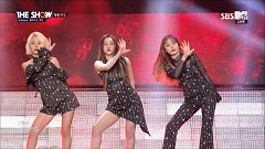 The Rain (161018 The Show) - Ladies' Code