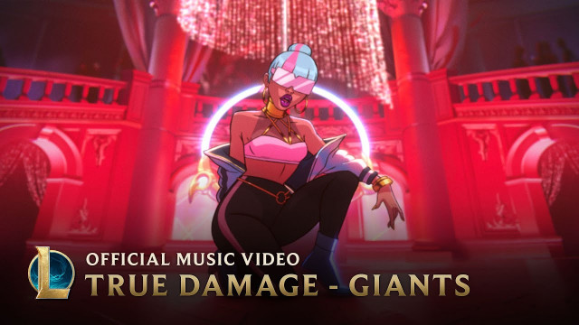 Giants - True Damage, Becky G, Keke Palmer, Soyeon, Duckwrth, Thutmose