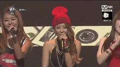 Too Fancy (140911 M Countdown) - Lip Service