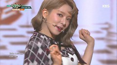 Excuse Me (170113 Comeback Stage) - AOA