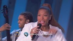 Let It Snow (Live On The Queen Latifa Show) - Jewel, Queen Latifah