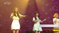 Heaven And Earth, Stars And Earth (140523 Yesterday) - Orange Caramel