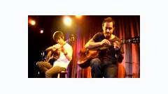 Canon In D (Live @ NYC Canal Room) - Trace Bundy, Sungha Jung