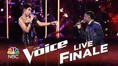It's Your World (The Voice 2014 Finale) - Jennifer Hudson, Damien