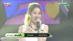 #LoveMe (150708 Show Champion) - Melody Day