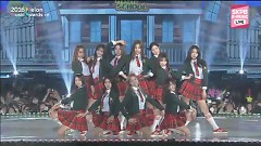 Dream Girls (2016 MelOn Music Award) - I.O.I